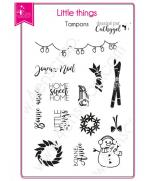 tampon-transparent-scrapbooking-carterie-noel-little-things