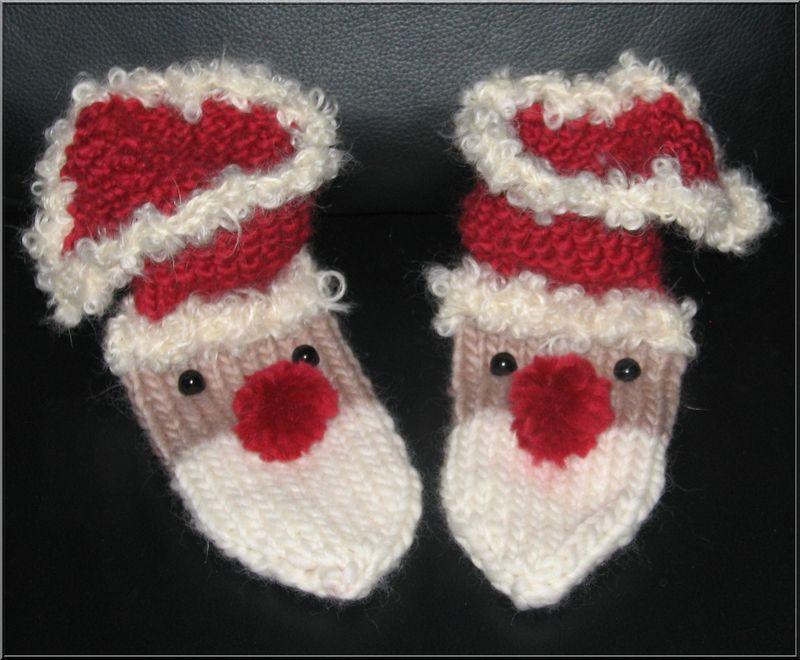 2008 - chaussettes père noël drops 1