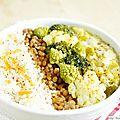 Blog culinaire Kallitany - bol anti gaspi chou riz lentilles poireaux (7)