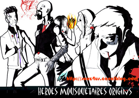 Heroes_Mousquetaires