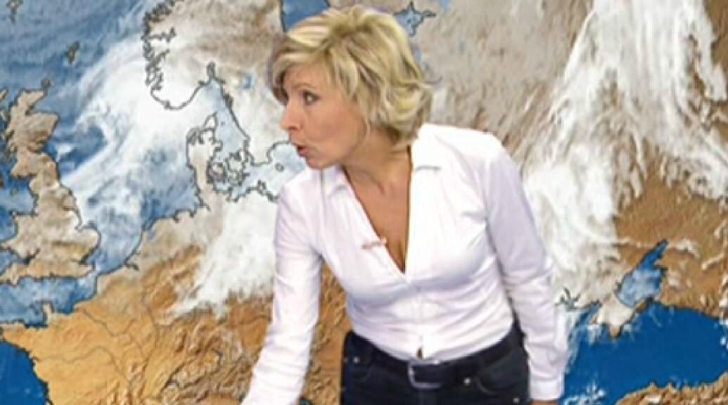 Evelyne Dhéliat jean haut blanc 2110 20 09 10