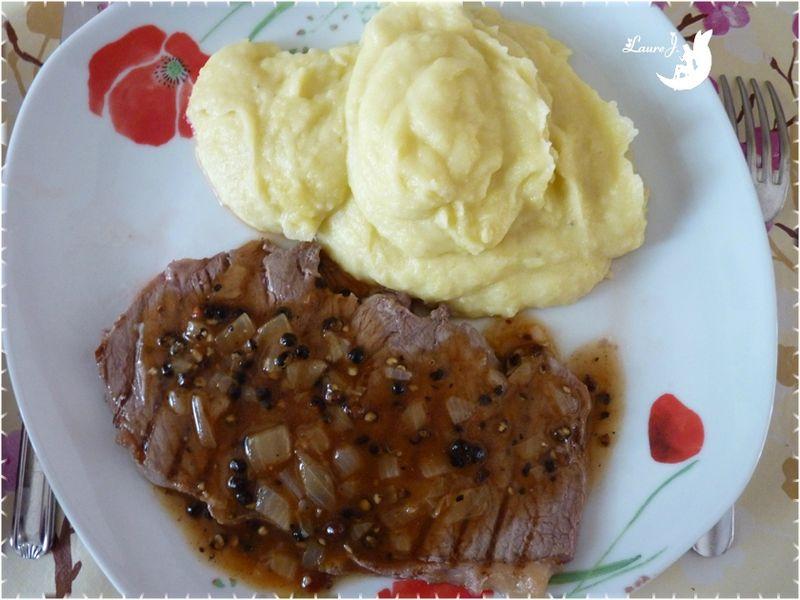 steak sauce poivre