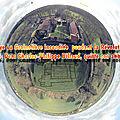 L'abbaye la grainetière incendiée pendant la révolution, le dernier moine, dom charles-philippe billaud quitte son abbaye