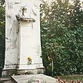 Vienne, cimetière central, Brahms (Autriche)