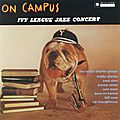 Teddy Charles Groups - 1959 - On Campus, Ivy League Jazz Concert (Bethlehem)