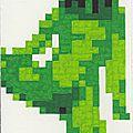 Décadence vert 7