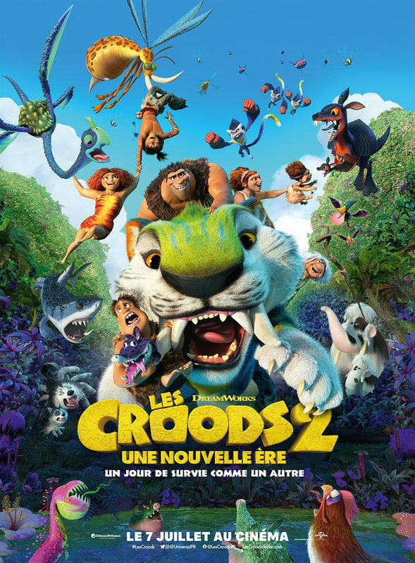 The Croods Affiche