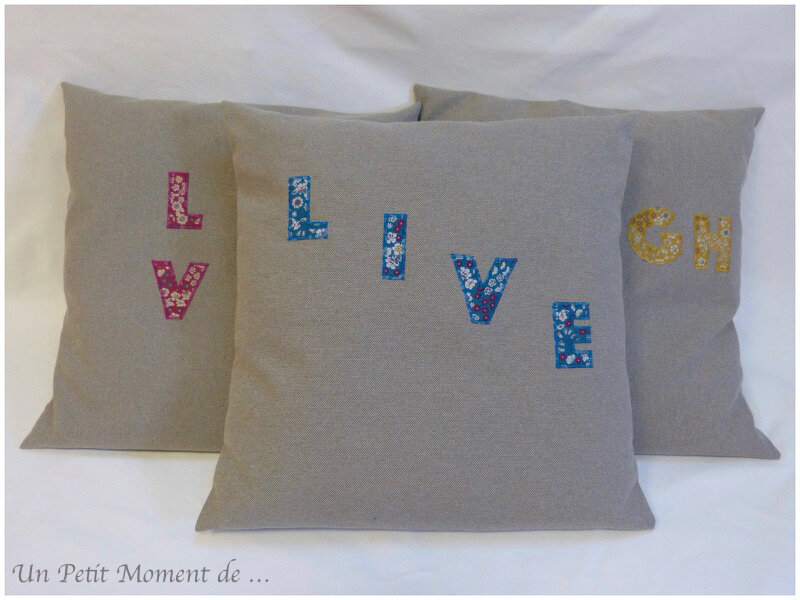 Coussin Live 1