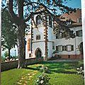 Goersdorf - maison de l'église