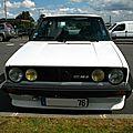 Volkswagen golf gti 16s œttinger (1981-1983)