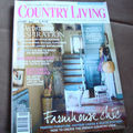 Vue dans country living septembre 2009