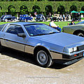 De Lorean DMC 12 coupé de 1983 (9ème Classic Gala de Schwetzingen 2011) 01