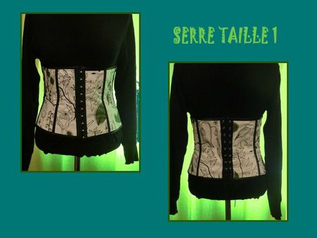 serre taille 1