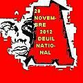 28 novembre: une journee de deuil pour les waalfuugi par ibrahima abou sall.(2eme partie)