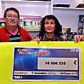 GAGNER A EURO MILLIONS GRACE