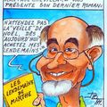 Caricature du grand prix du public, alias roth