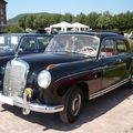 MERCEDES 220S 1957 Saverne (1)