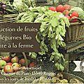 Ferme de l'Arc en Ciel Rognac - Agriculture Bio