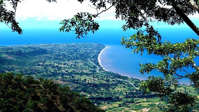 10-Vue sur le lac Malawi