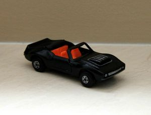 Amc javelin AMX convertible de chez Matchbox (1972) 01