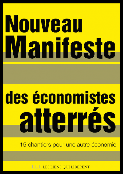 nouveau manifeste des economistes atterres