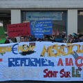 Ju- Le 1er mai 2009 des étudiants à Amiens