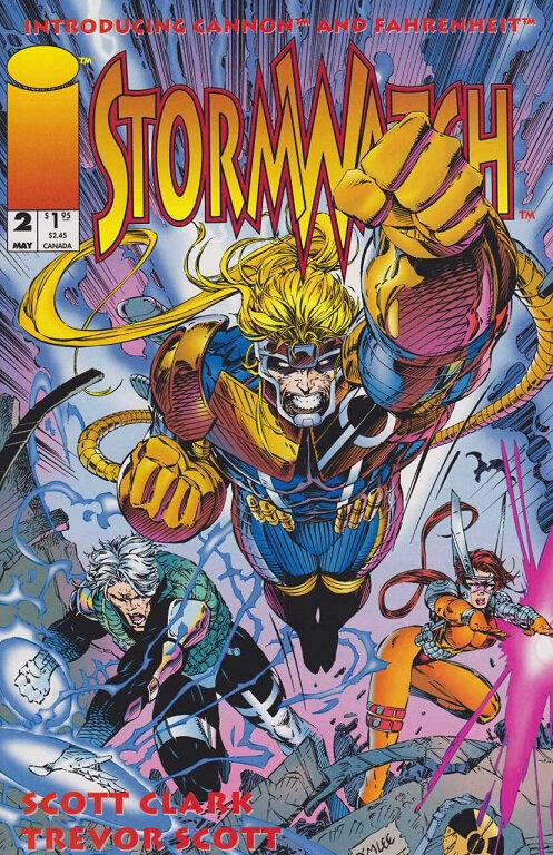 wildstorm stormwatch 02