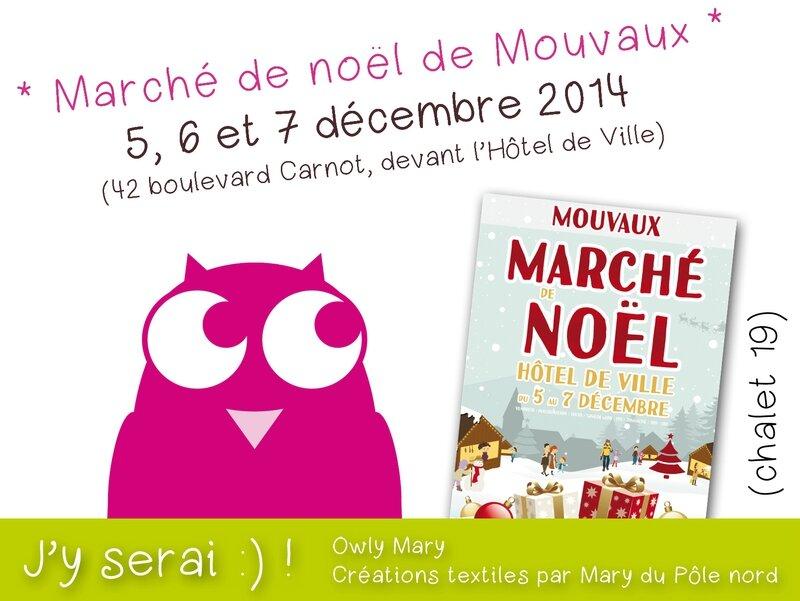 marche-noel-mouvaux-2014-salon-expo-affiche-planche-owly-mary-du-pole-nord