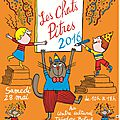 Salon du livre de saint-méen-le-grand. samedi 28 mai 2016.