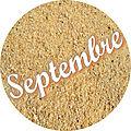 [2016 en couleur] - septembre couleur sable