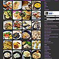 L'index photo de cook'n'roll - 400 recettes en images!