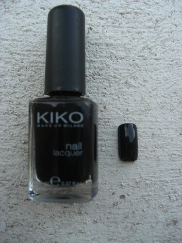swatch tous les vernis kiko princesse affreuse vernis texture vernis paillettes (28)