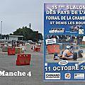 Slalom Pays de l'Ain 2015 - Manche 4