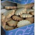Biscuits a la noisette et au rhum