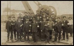 Cheminots 1910