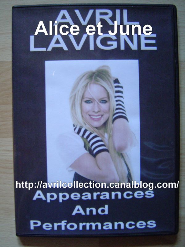 DVD Appearances and Performances (2007)