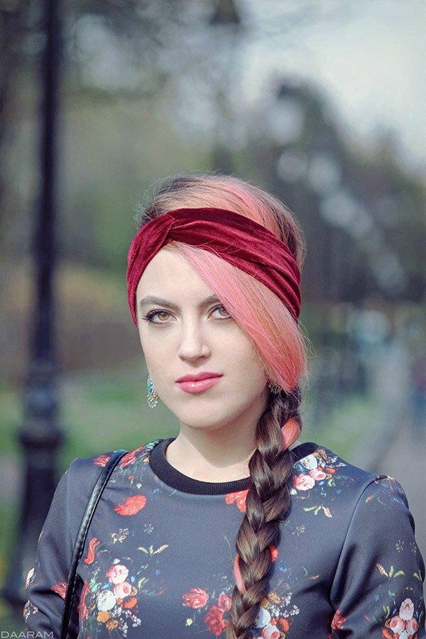 Portrait bandeau rouge_Daaram