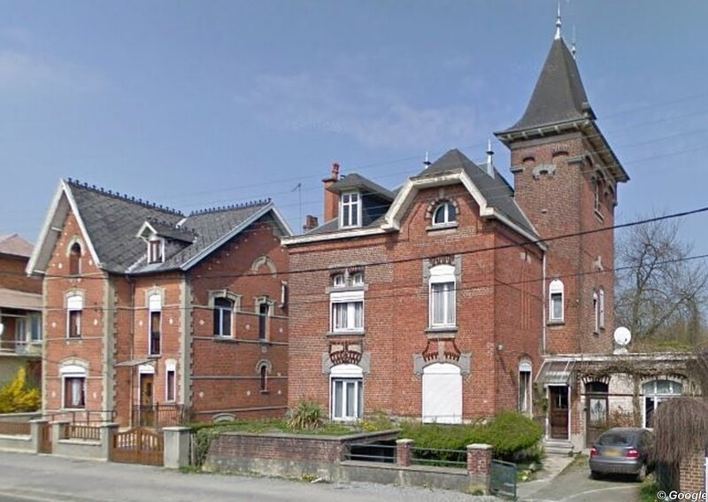 Avesnes sur Helpe-Avenue de Verdun