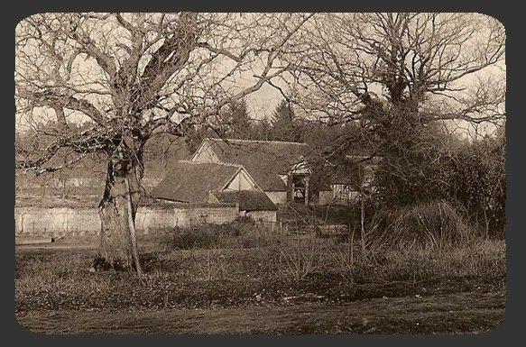 MONTEVRAN ANCIENNE FERME 1912-3