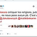 Quand la licra censurait la critique du judaïsme, et poursuivait en justice un dessinateur de charlie hebdo