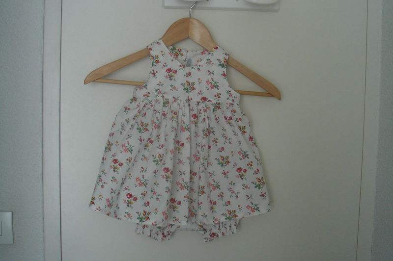 Robe et bloomer mars 2008