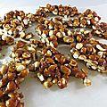 Cacahuètes à l'antillaise