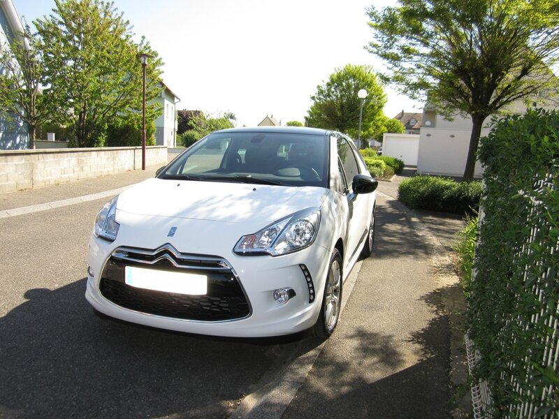 CITROEN DS3 SO CHIC BONNE AFFAIRE