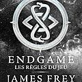 Endgame, tome 3: les régles du jeu