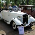 Mathis EMY 4 S cabriolet St-Moritz de 1934 (Retrorencard juin 2010)