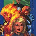 Panini marvel : ultimate fantastic four