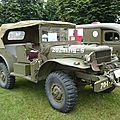 Dodge wc57 command car 1943