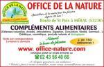 Office de la nature 2014 sponsoring