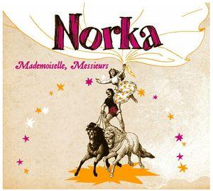 Norka Mademoiselle Messieurs album