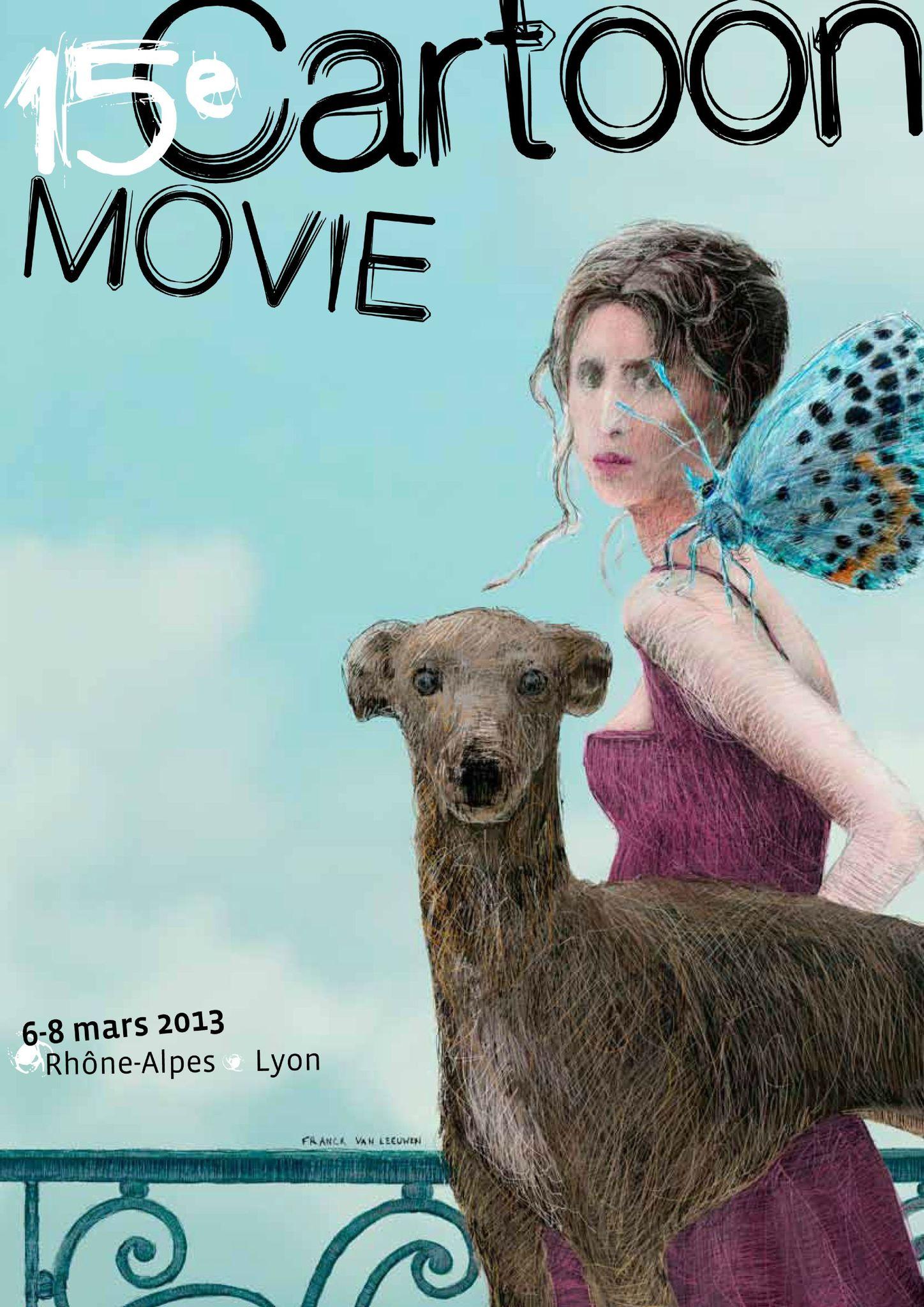 franck van leeuwen,cartoon movie 2013